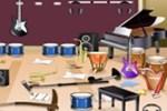Уберись во музыкальном салоне